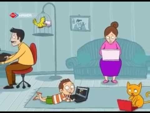 İletişim mi? İnternet, televizyon ve siber İletişimsizlik