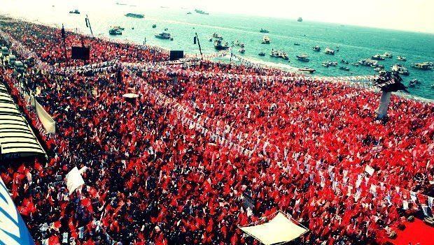 CHP İzmir'de Laiklik için insan zinciri eylemi yapacak