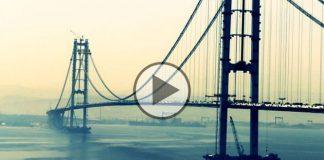 İzmit Körfez geçiş köprüsü orhangazi köprüsü video