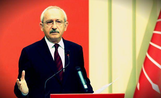 Kılıçdaroğlu: Başbakan, 4 Mayıs saray darbesine boyun eğdi!