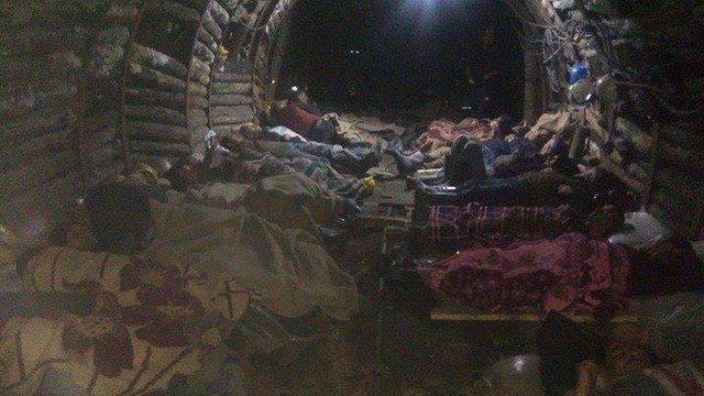 Maden direnişinde beşinci gün: 15 işçi hastaneye kaldırıldı!