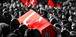Salâlar ülkesi: Mehmet Ruhun şâd olsun şehidim!