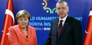 Merkel: Türkiye'nin güçlü parlamentoya ihtiyacı var