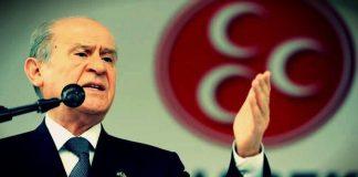 MHP - AKP ile koalisyonu için Bahçeli'nin tek şartı ne?