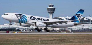 Mısır Havayolları EgyptAir uçağı düştü