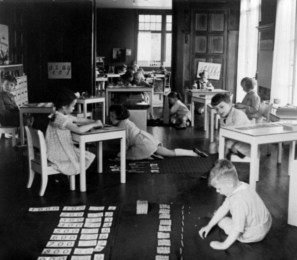 Montessori Eğitim Sistemi nedir?