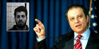 Reza Zarrab'dan mahkemede tek kelime söz