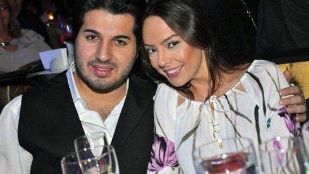 Ebru Gündeş'in kariyeri de Reza Zarrab'ın dava dosyasında