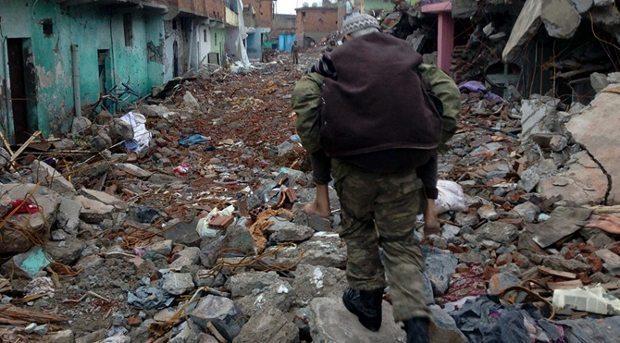 ŞPO'dan Sur raporu: Sokaklar delilsiz şekilde temizlendi!