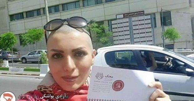 İran'da kadın: Instagram modelleri tutuklandı