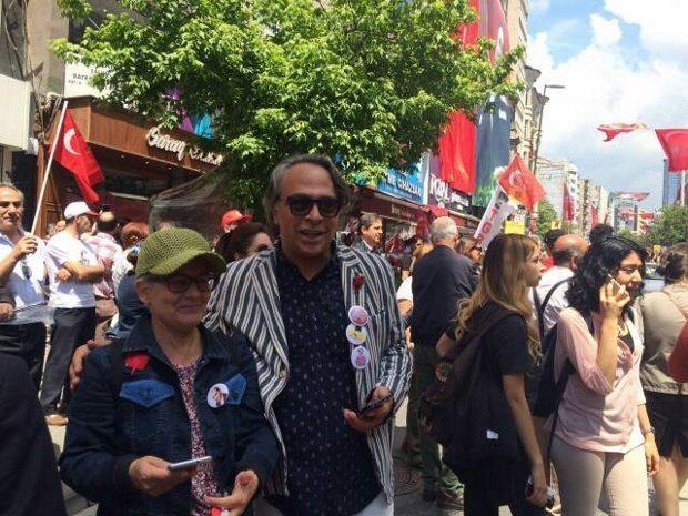 türkiye gençlik birliği 19 mayıs birinci vazifen yürüyüşü babaros şansal