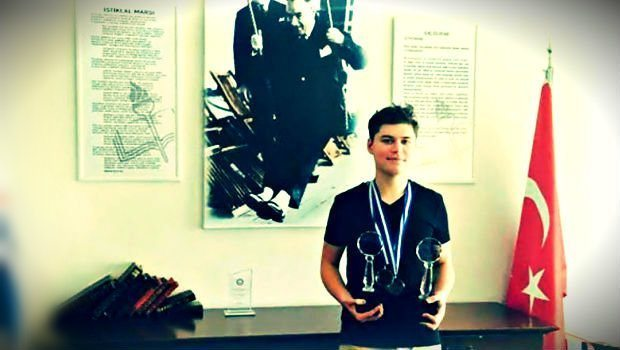 tuna ılgın kozak madenciler soma TÜBİTAK sergilemedi; Uluslararası ödül kazandı