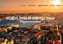 Türkiye, Dünya İnsani Zirvesi'ne ev sahipliği yapıyor