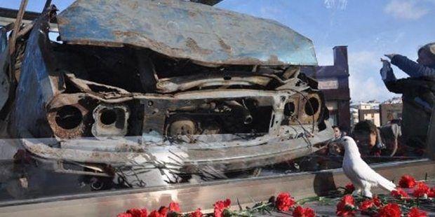 uğur mumcu'nun katledildiği arabası