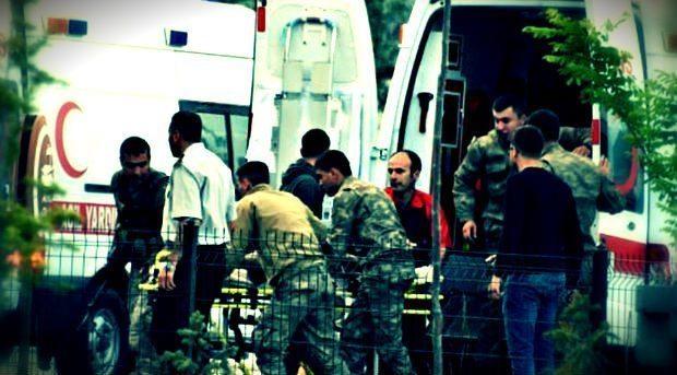 Van'da bombalı saldırı: 6 asker şehit oldu