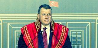 """Yargıtay Başkanı İsmail Rüştü Cirit, MHP kararı için """"18. Hukuk Dairesi üyeleri vicdanlarıyla karar vermiştir ve karar kesindir"""" dedi"""