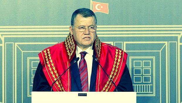 """Yargıtay Başkanı İsmail Rüştü Cirit, MHP kararı için""""18. Hukuk Dairesi üyeleri vicdanlarıyla karar vermiştir ve karar kesindir"""" dedi"""