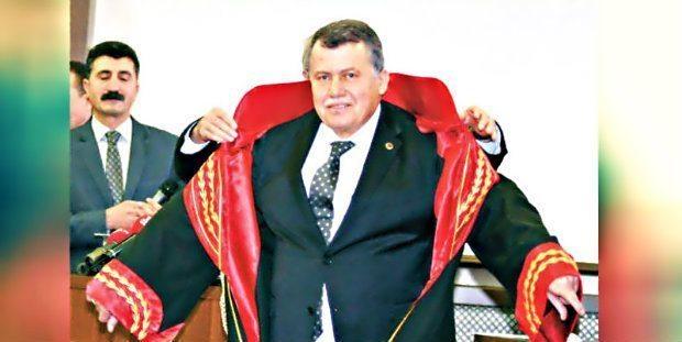 Yüksek Yargı Başkanlarının Erdoğan'ı alkışlaması ismail rüştü cirit