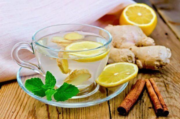 Zencefilin faydaları: Zencefil çayı antioksidan etkili yeşil çay kanser romatizma bulantı