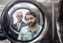 Matmos: Aşmış adamlar ve çamaşır makineleri