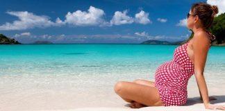 Yaz hamileleri için sağlıklı tatil tüyoları