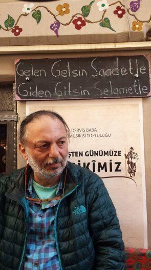 """Ali Denizci ile""""Gönüllülük"""" üzerine söyleşi"""