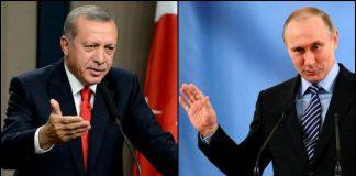 Erdoğan Putin'den özür diledi.Türkiye