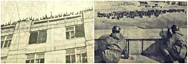 5 mart 1971 odtü yurtlarına baskın ODTÜ