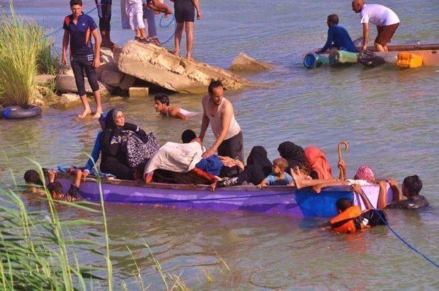 Felluce'den kaçış devam ediyor: IŞİD kaçanları vurarak öldürüyo