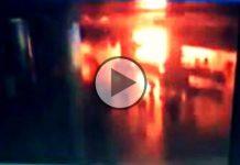 atatürk havalimanı patlama anı