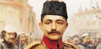 Osmanlı saraylarından Tacikistan tepelerine Enver Paşa