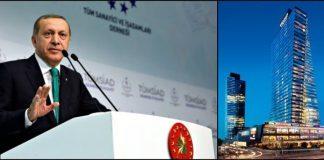 Erdoğan: Trump towers'ın açılışını yapmakla yanlış yaptım