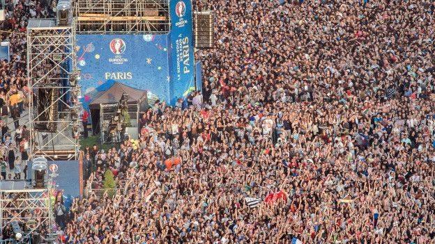 EURO 2016 teröre rağmen başlıyor