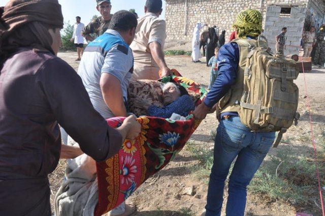 Felluce'den kaçış devam ediyor: IŞİD kaçanları vurarak öldürüyor