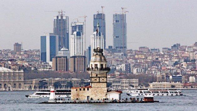 imar inşaat gökdelen istanbul kız kulesi balkonsuz evler