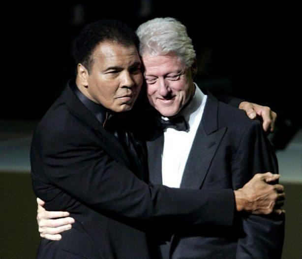 """Muhammed Ali tüm zamanların en iyi boksörü: İslam""""barıştır!"""""""