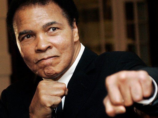 """Muhammed Ali tüm zamanların en iyi boksörü: İslam """"barıştır!"""""""
