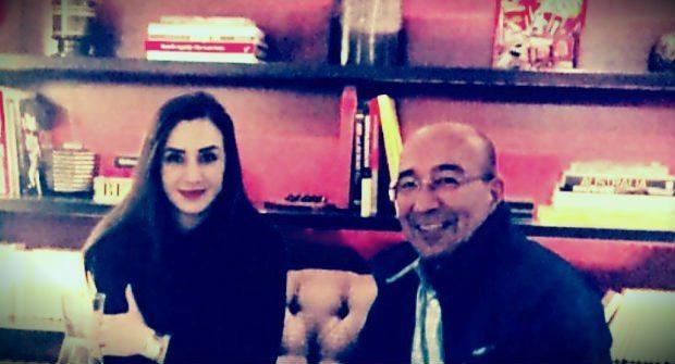 Ebru Fesli - Murat Kürüz Paris indigo dergisi röportaj