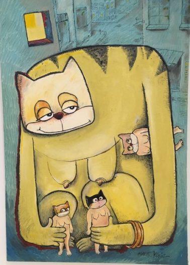 murat kürüz kedi kadınlar