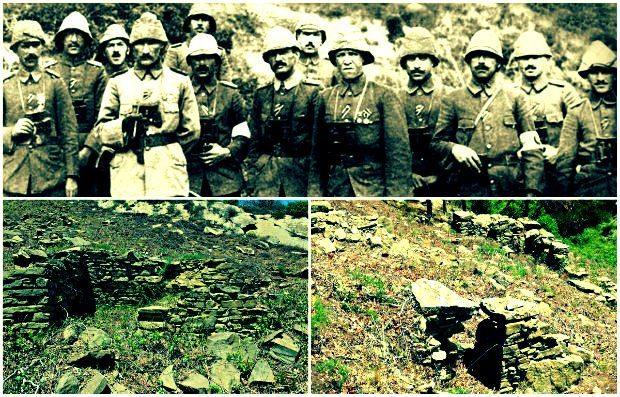 Mustafa Kemal'in Çanakkale karargahı 101 yıl sonra bulundu