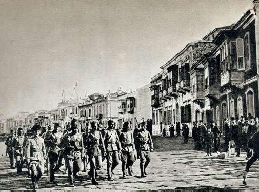 Normalde kalmayan bir Osmanlı Subay'ı