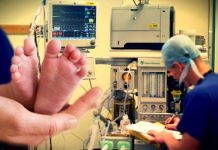 Beyin ölümü gerçekleşen kadın 4 ay sonra doğum yaptı