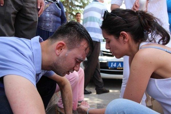 onuncu yıl marşı protestosu bolu polis müdahalesi