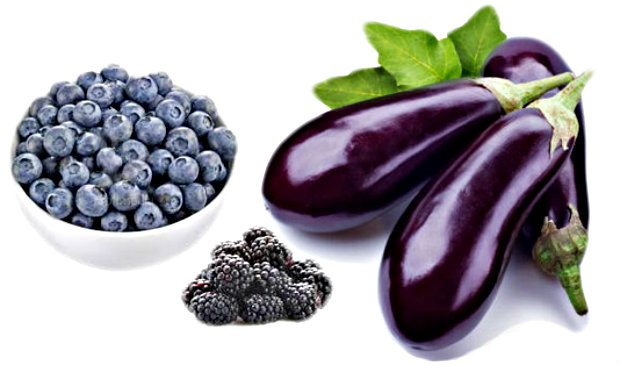 Ramazan sofranızdan mor meyve sebze eksik olmasın!