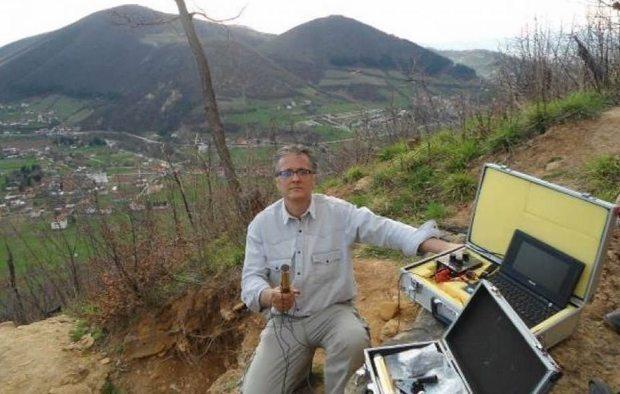 Dr. Semir Osmanagiç bosna piramitleri ravne tüneli