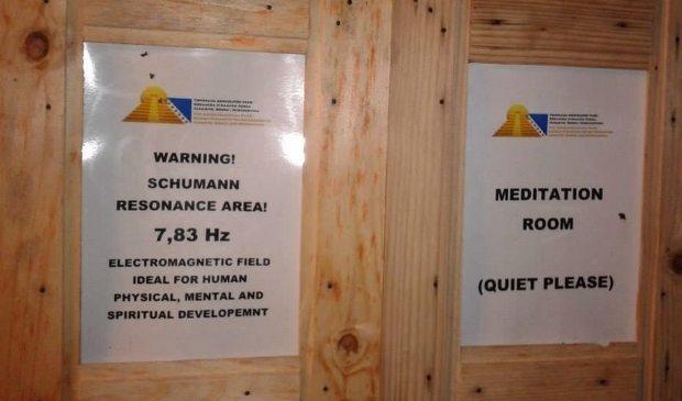 ravne tüneli orb orblar meditasyon schumann rezonansı 7.83 hz elektromanyetik alan