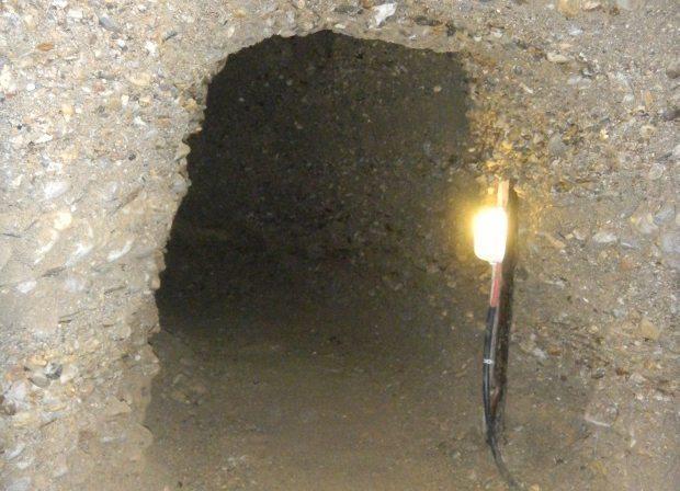 ravne tünelleri keşif kazı arkeolojik kazı arkeolog