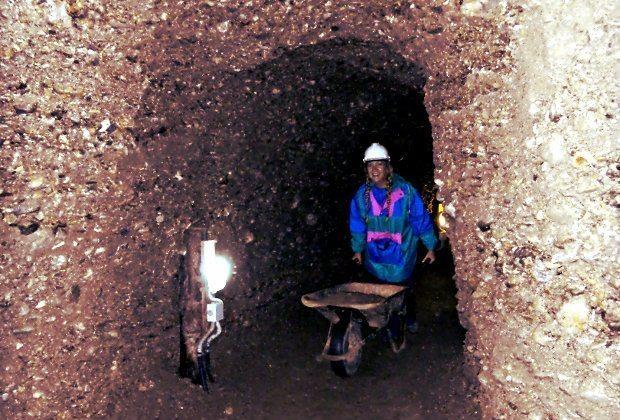 ravne tüneli 30 bin yıllık keşif