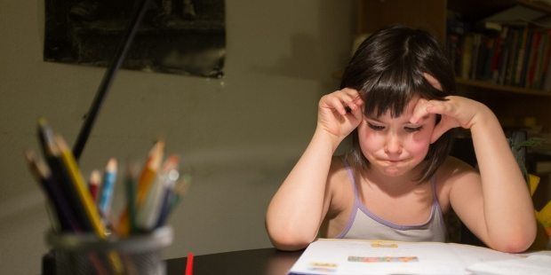 Sınav stresi diş gıcırdatma ve diş kaybına neden oluyor!
