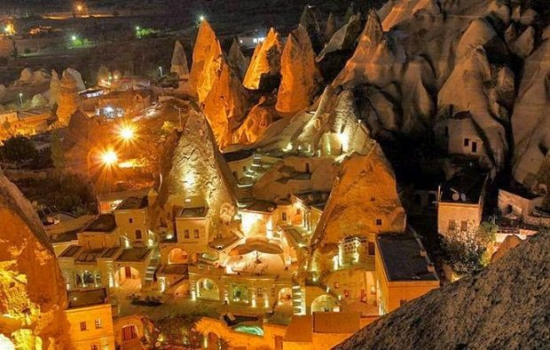 Tarihin ve kültürün buluştuğu şehir: Kapadokya